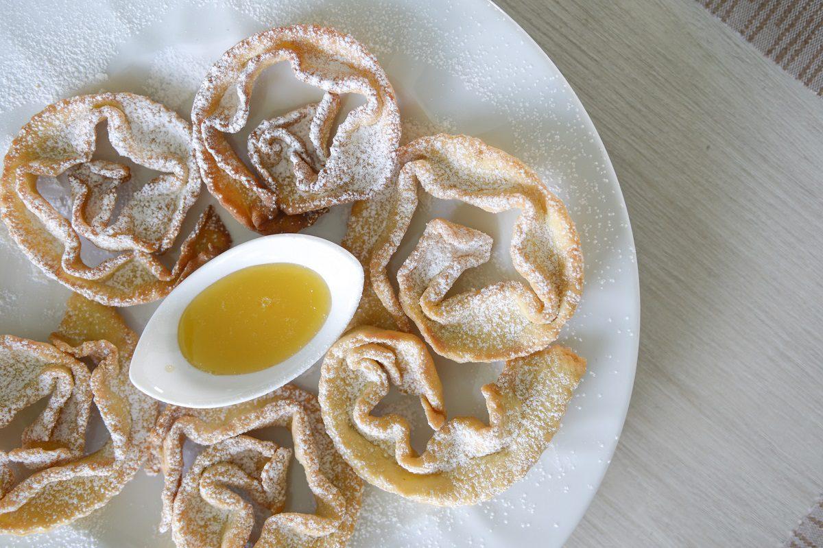 Canestrieddi, il dolce tradizionale del Vallo di Diano