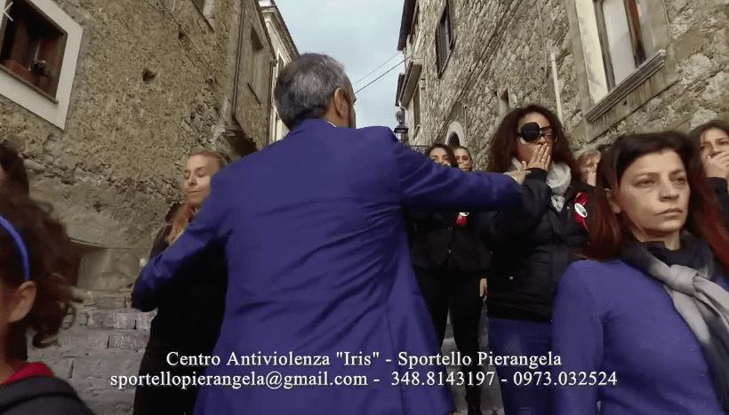 VIDEO   Contro la violenza sulle donne, lo spot da San Giovanni a Piro diventa virale