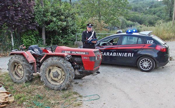 Muore dopo incidente sul trattore: procura apre inchiesta