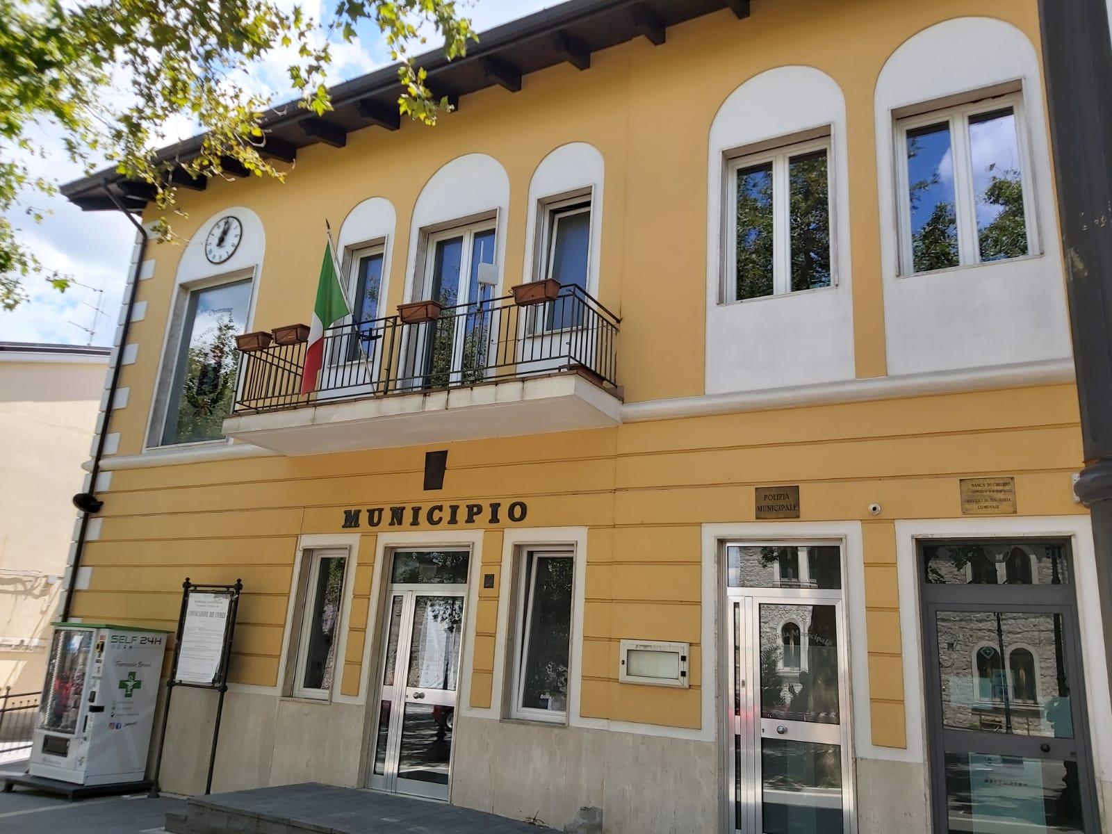 Caselle in Pittari, rientra in paese solo chi è vaccinato o con tampone negativo