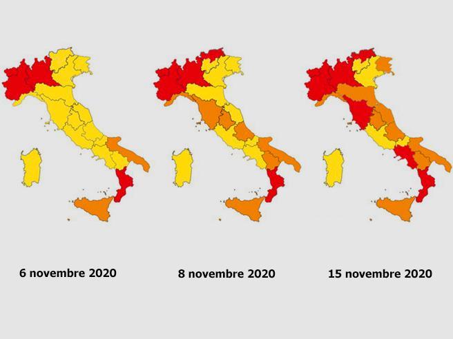 La Campania Da Oggi E Zona Rossa Giornale Del Cilento