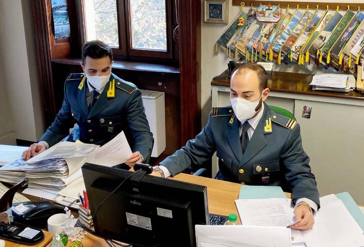 Cilento, impresa calcestruzzo evade fisco: sequestri per 200 mila euro