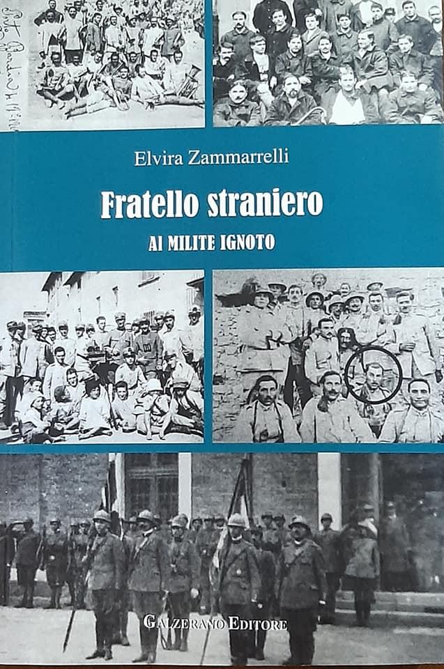 L'amicizia tra Ungaretti e un soldato cilentano nel libro di Elvira Zammarrelli