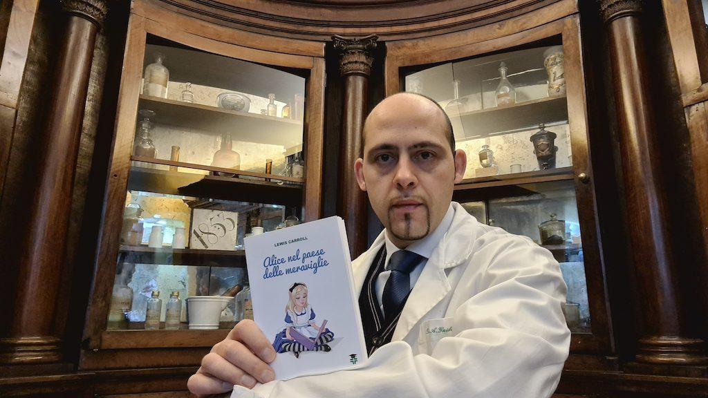 Leggi che ti passa: i libri arrivano nella farmacia di Celle di Bulgheria