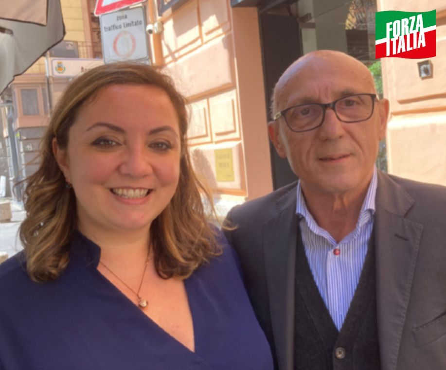 Salerno, Fasano incontra l'eurodeputata Adinolfi