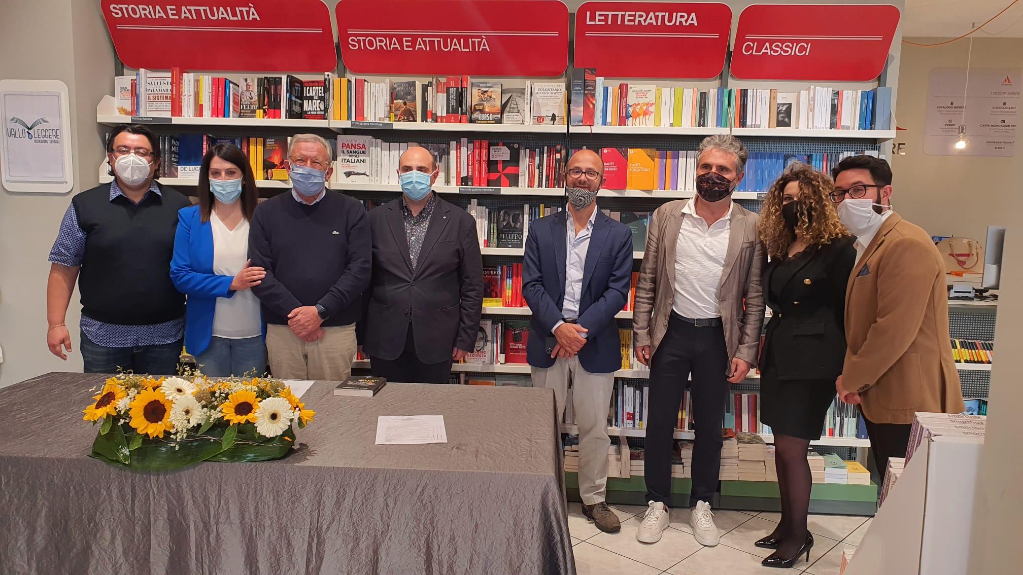"""Nel Vallo di Diano nasce """"Vallo a leggere"""": l'associazione che promuove la lettura"""