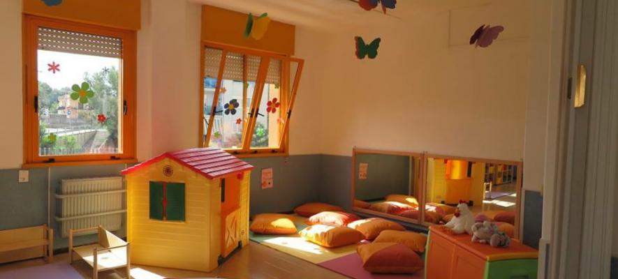 Caselle in Pittari, via al servizio di micro-nido: 8 bambini iscritti