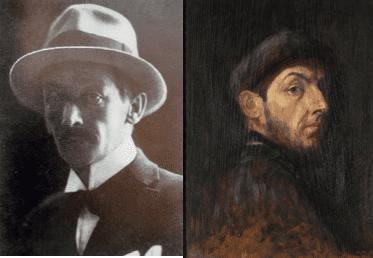 Walter de Navazio, Caselle in Pittari celebra  i 100 anni dalla morte dell'artista