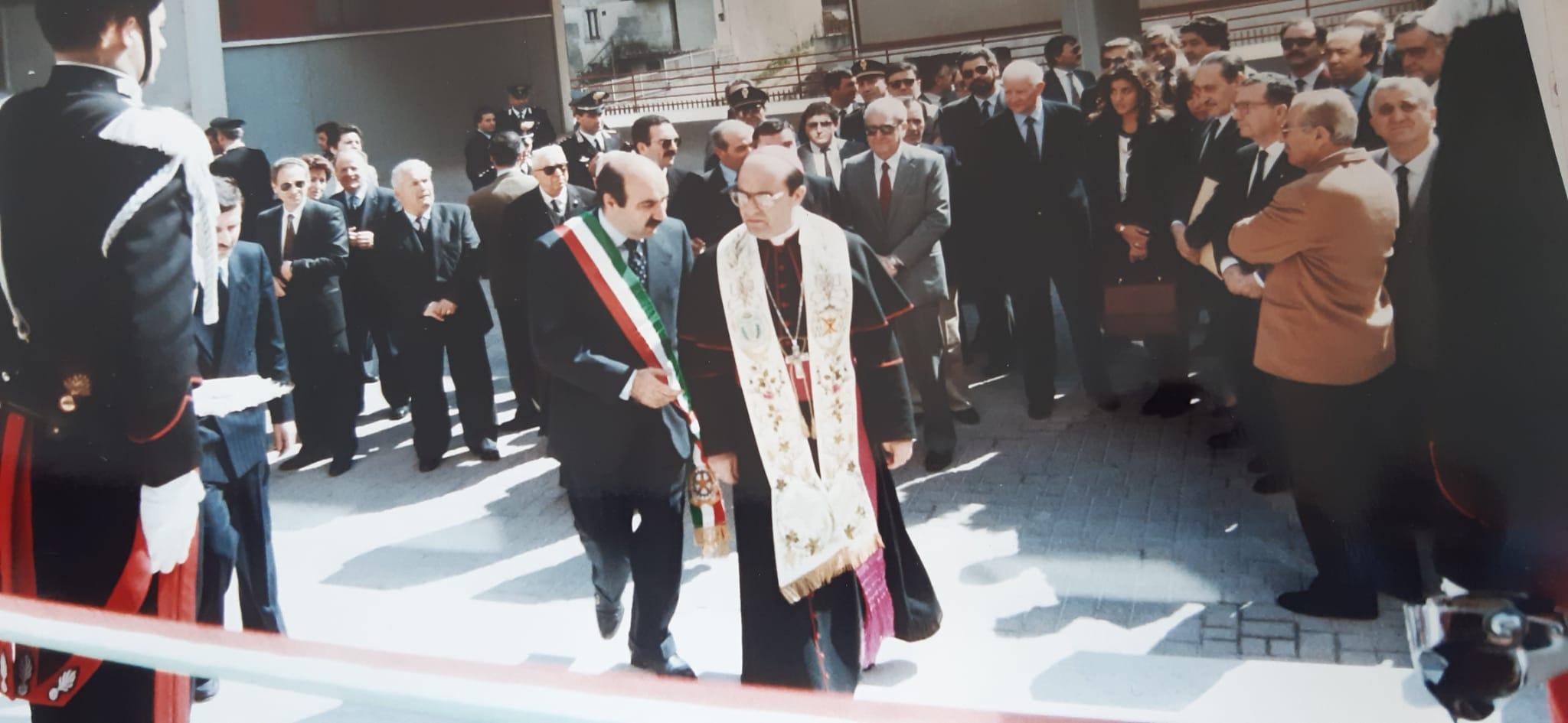 Sala Consilina, 30 anni fa l'inaugurazione del tribunale