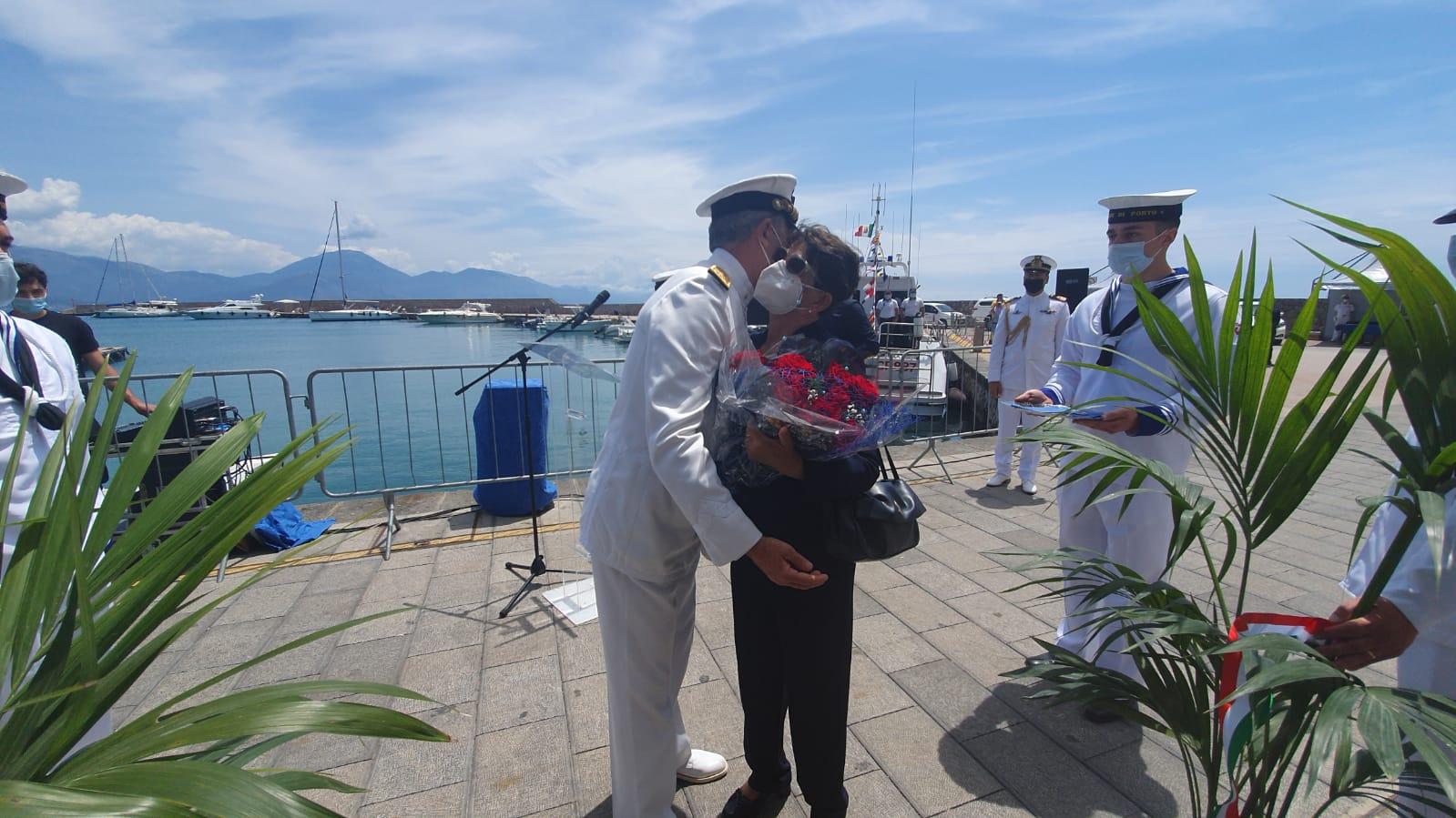 FOTO | Capitaneria di Porto, inaugurato l'Ufficio locale marittimo a Scario