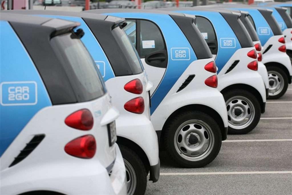 Car sharing: Padula, Sapri e Sanza insieme per favorire la mobilità sostenibile