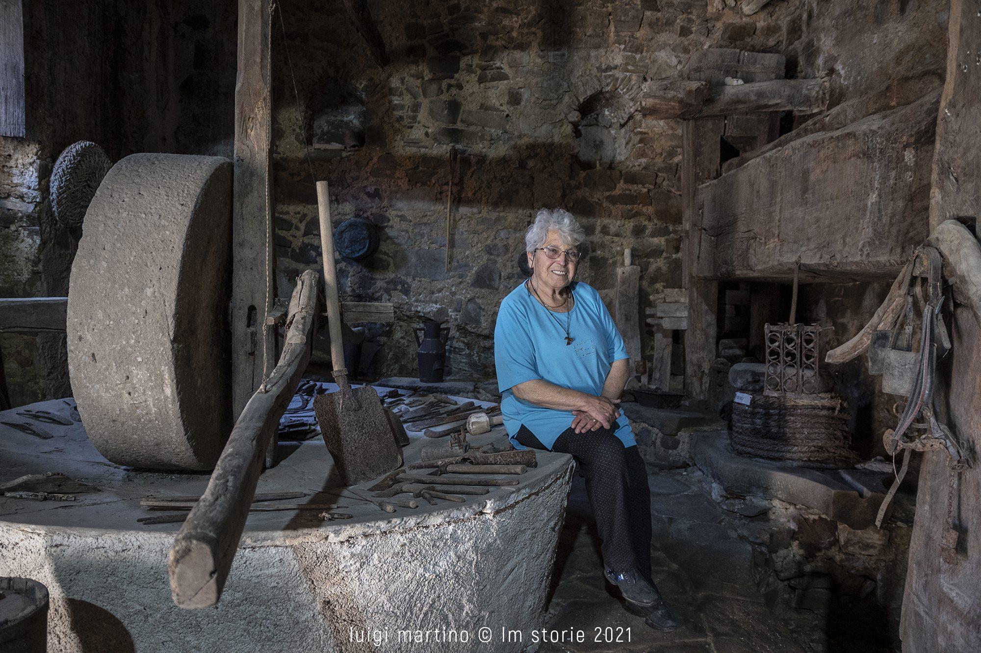 Serafina, guardiana di tesori centenari del Cilento | VIDEO