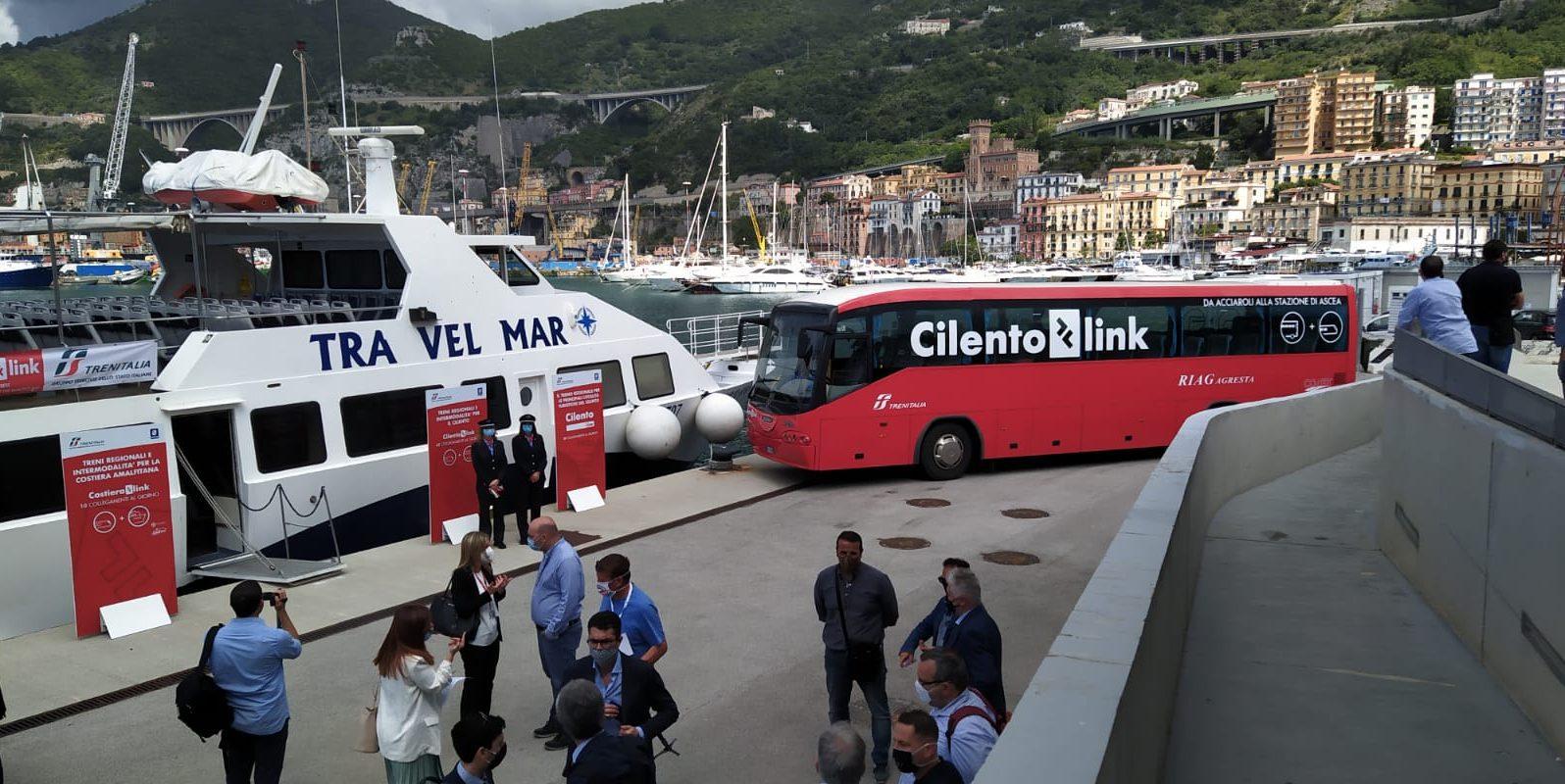 Campania, Regione conferma Metrò del Mare anche per il Cilento
