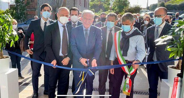 La Banca Monte Pruno apre filiale a Roccagloriosa