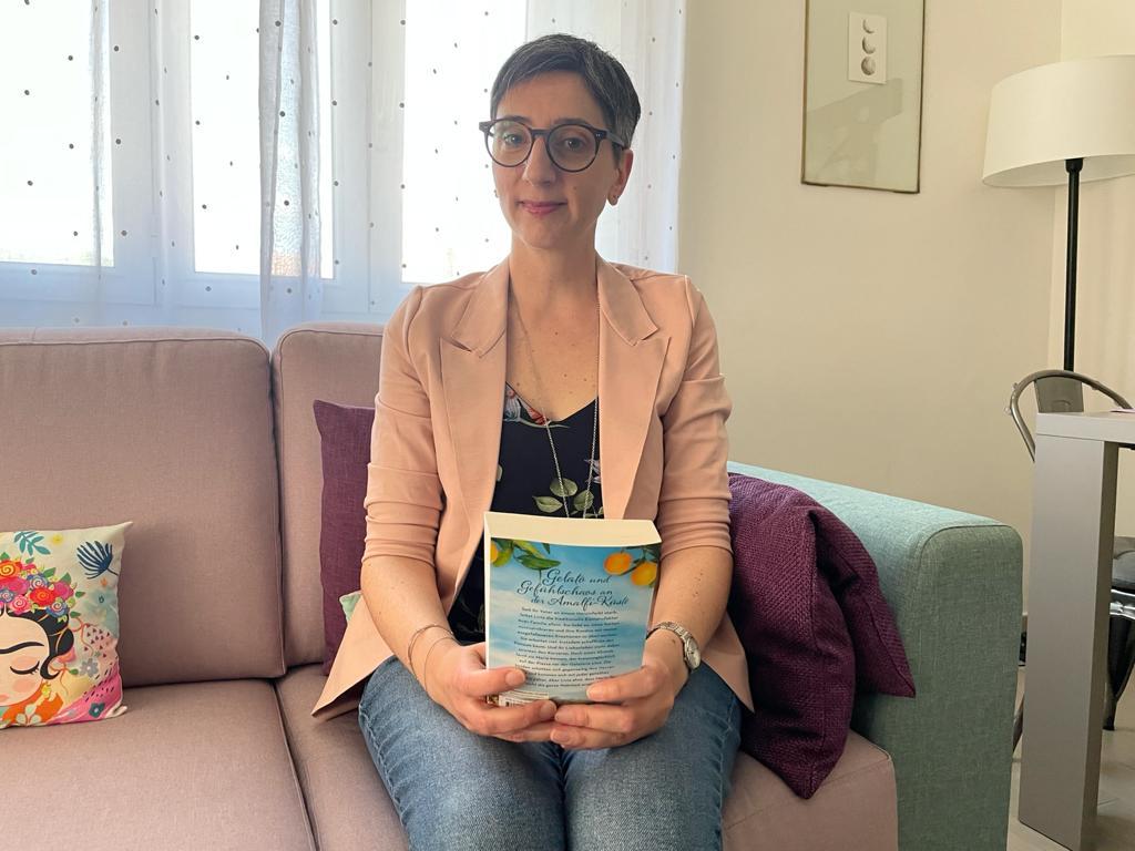 Roberta Gregorio, la scrittrice che fa amare il Cilento e Amalfi ai tedeschi