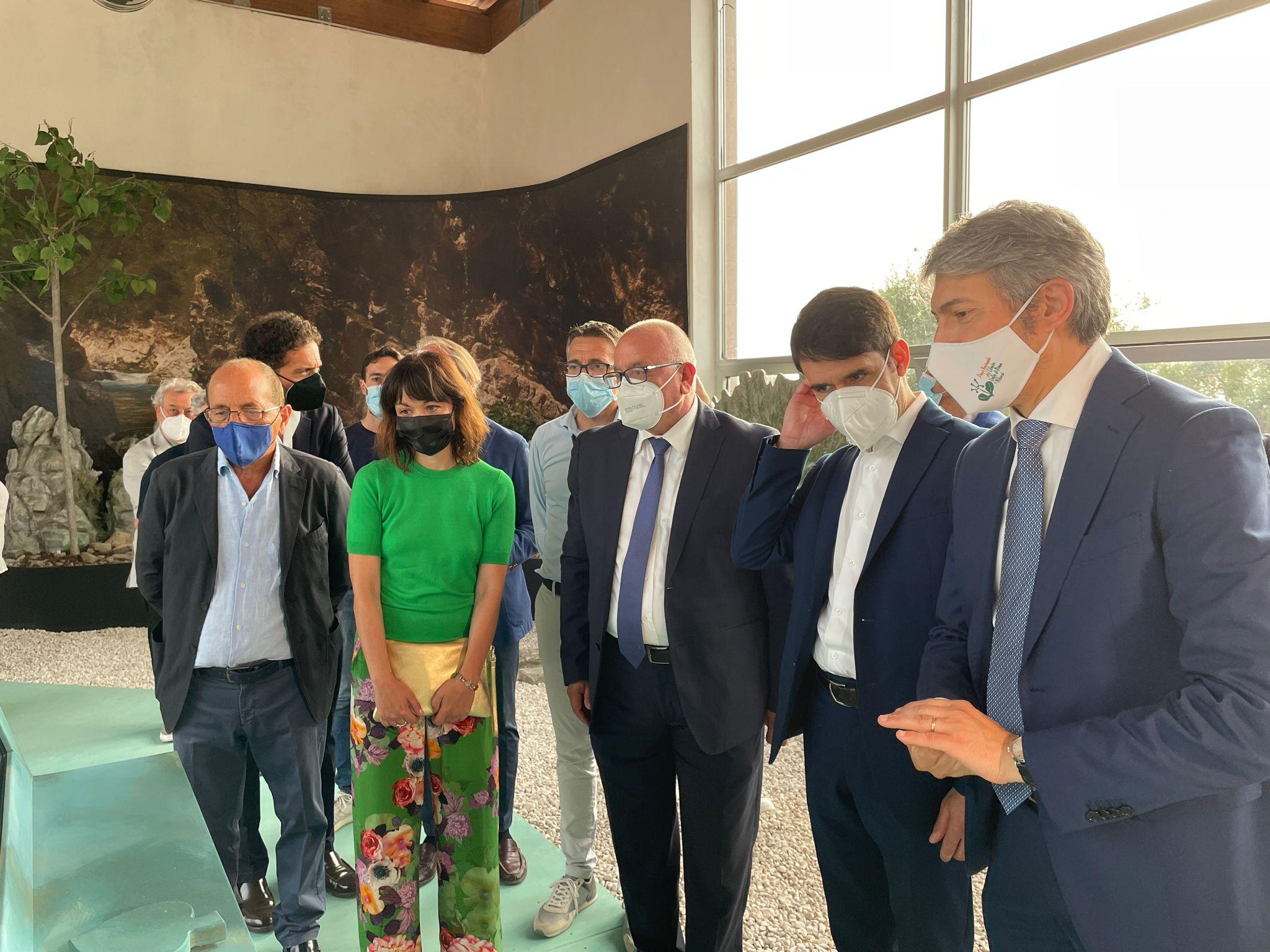 Cilento, inaugurato il Museo del paesaggio e della natura a Santa Maria di Castellabate