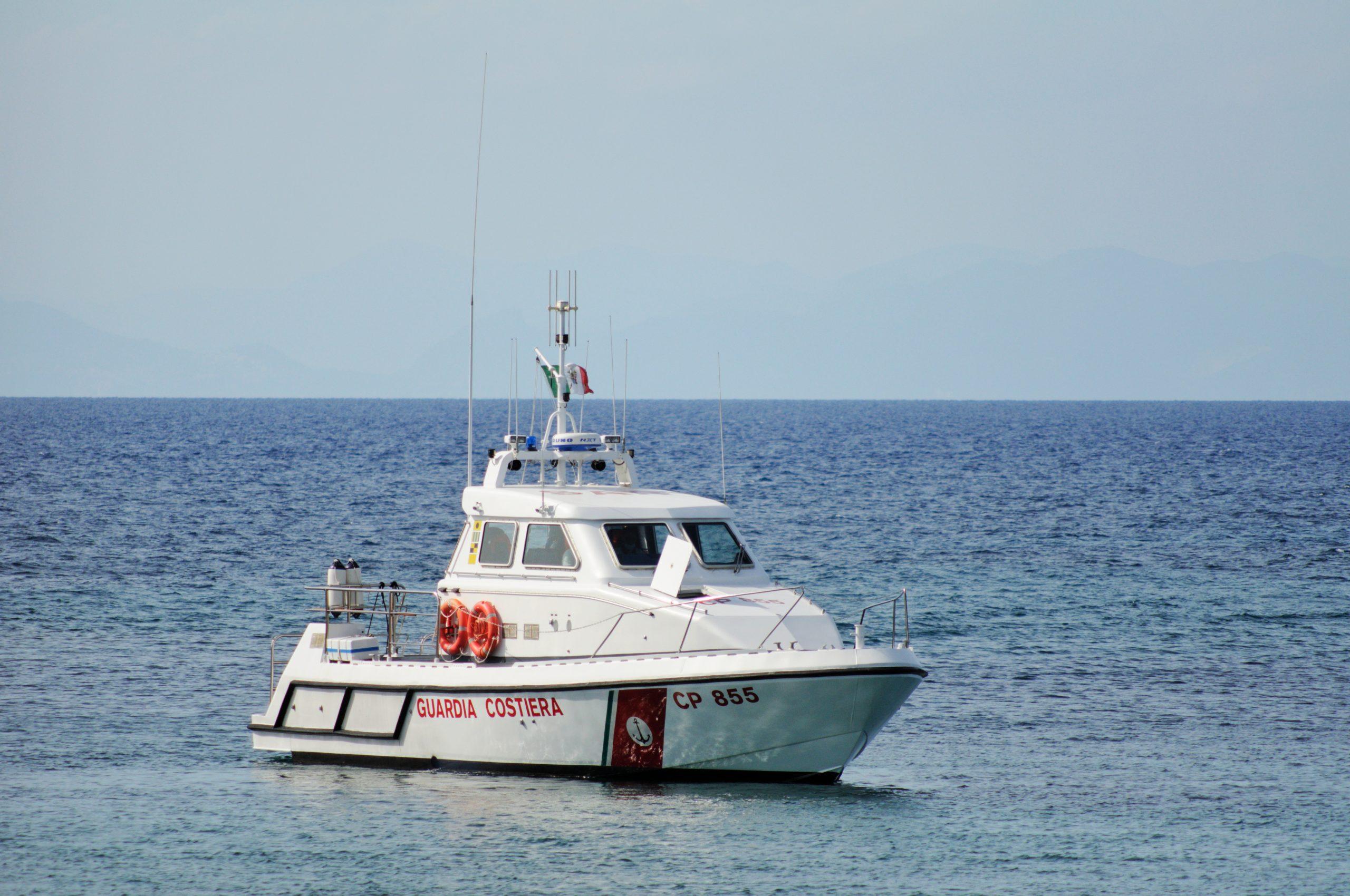 Operazione 'Mare sicuro 2021': la guardia costiera pronta a sorvegliare le coste del Cilento