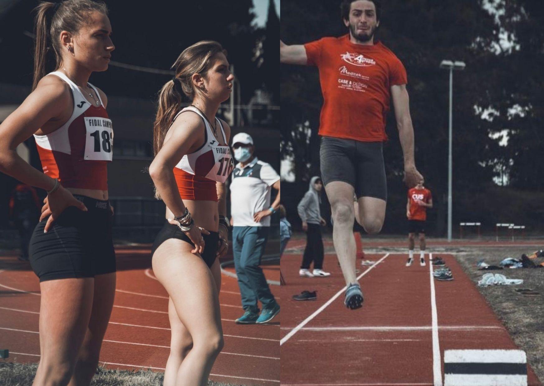 Atletica Agropoli tra le più premiate della Campania: oltre 20 medaglie al Campionato regionale