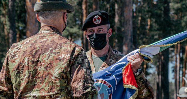 E' di San Pietro al Tanagro il nuovo comandante del contingente italiano in Lettonia