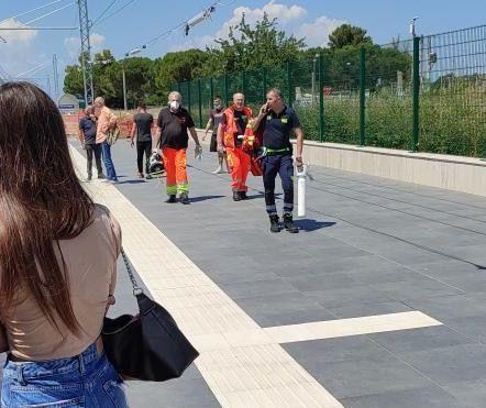 Passeggero ha malore, fermo a Paestum treno diretto nel Cilento