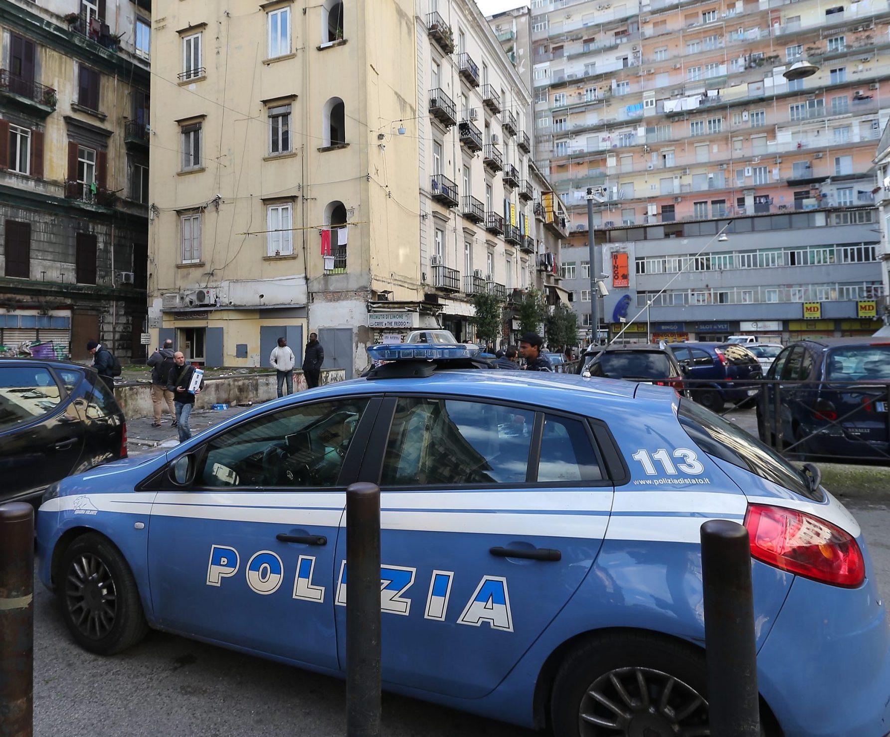 Rapina a Forcella, arrestato 27enne di Sala Consilina