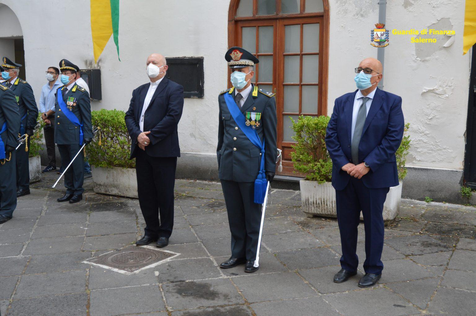 Guardia di Finanza Salerno: «Operazione 'Febbre dell'oro nero' nel Vallo di Diano tra più rilevanti»