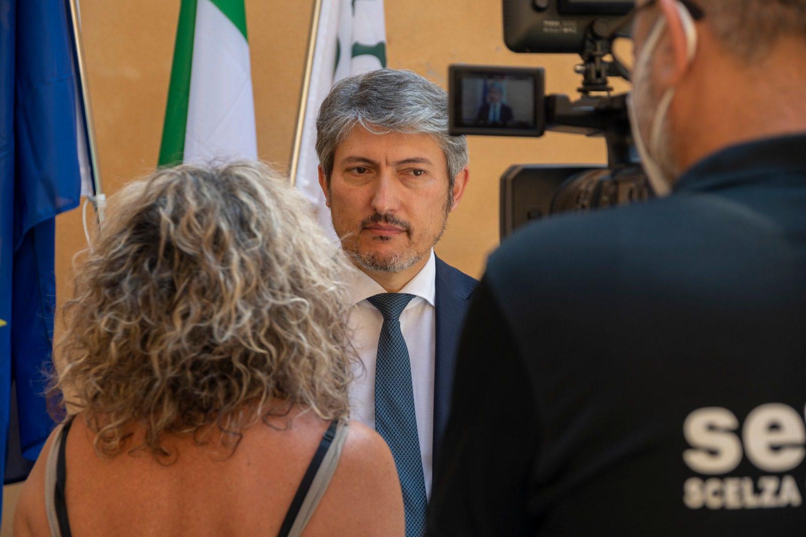 Sentieri Cilento, Pellegrino: «Messa in sicurezza è priorità per Regione Campania»
